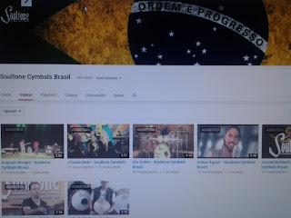 Canal Soultone Cymbals Brasil