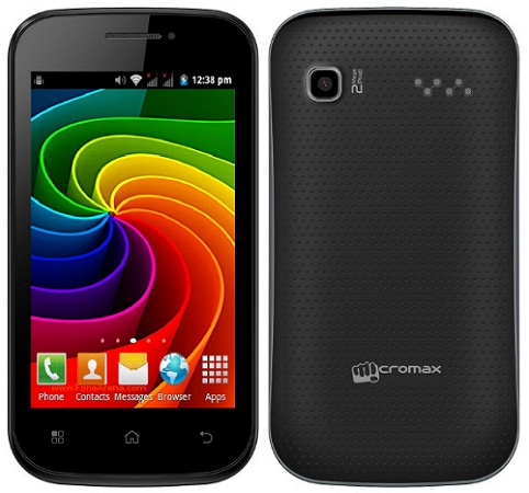 Micromax A35 Bolt - Specification and Features