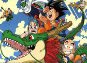 Dragon Ball Kid Goku Jigsaw