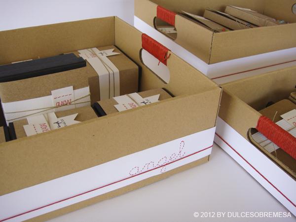 Dulcesobremesa empaquetado detalles primera comuni n - Empaquetado de regalos ...