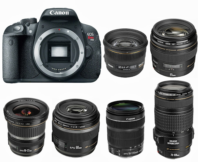 canon eos 700d specifications
