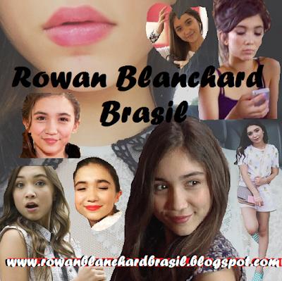 Rowan Blanchard Brasil - RBB