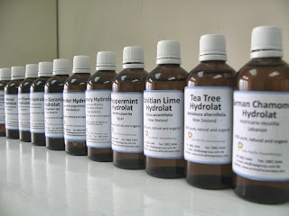 The bioactivity of hydrosols is not always the same as that of the essential oil