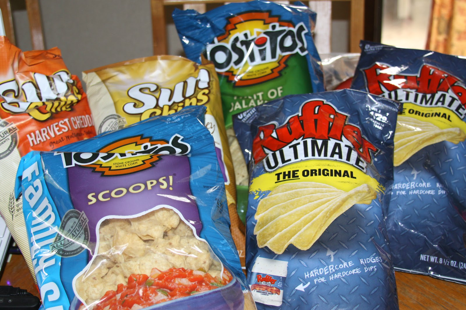 frito lay and snack foods