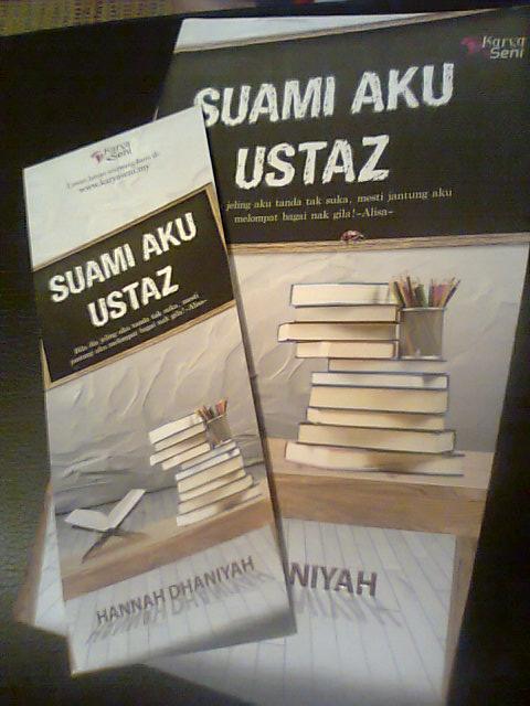 Suami Aku Ustaz http://fateenfatihah.blogspot.com/2013/02/pengalaman