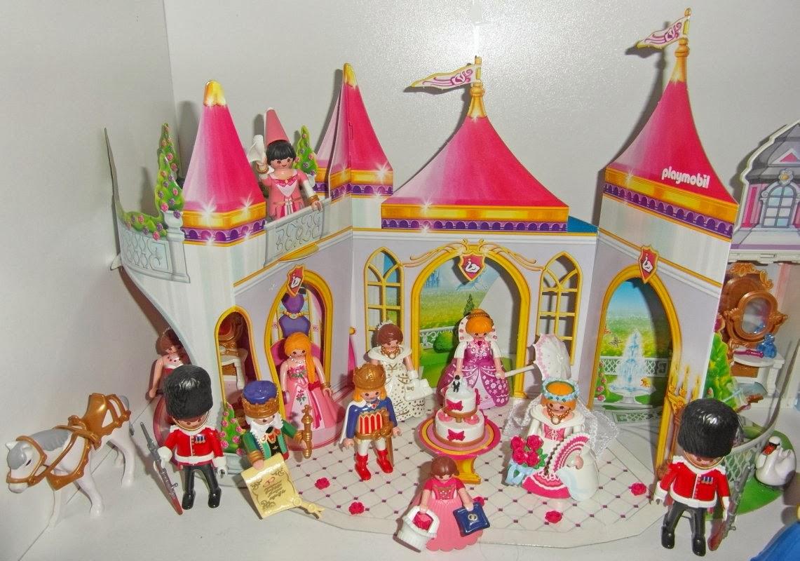 C\'est trop bien !!!: Le Mariage de la Princesse Playmobil
