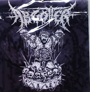 Abgotter Abgotter, Blackened Death Metal from Jakarta, Indonesia