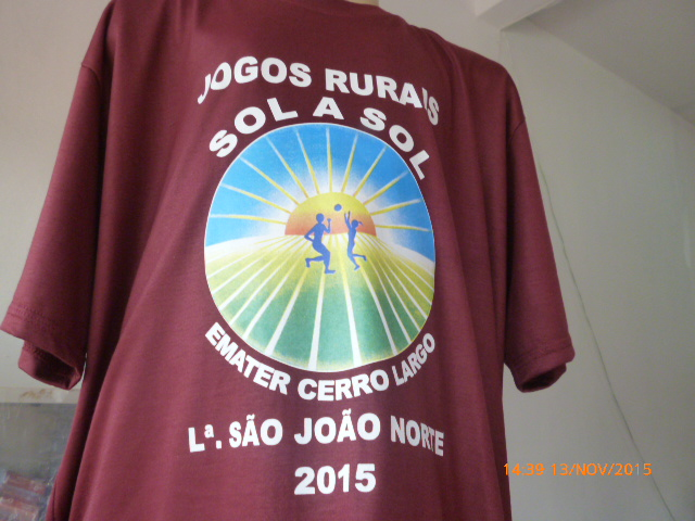 Camisa em Poli Viscose