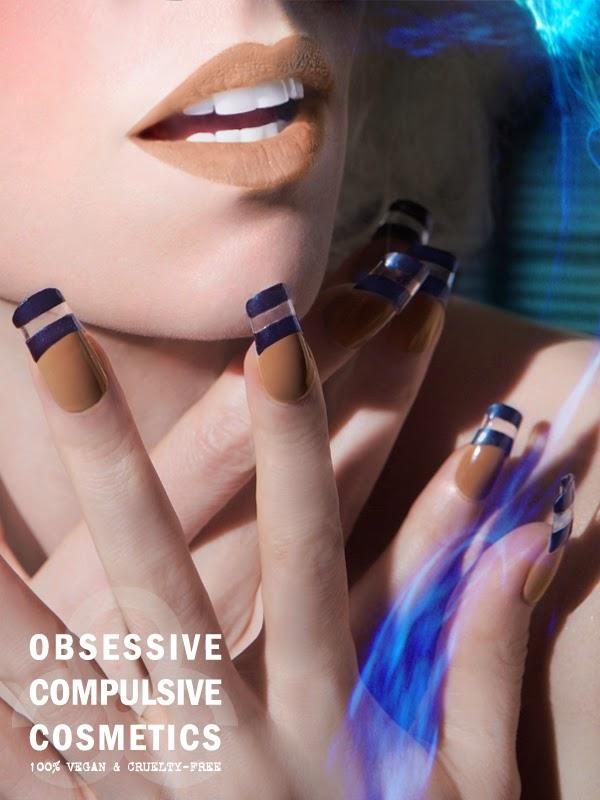 Obsessive Compulsive Cosmetics Unknown Pleasures, Fall 2014