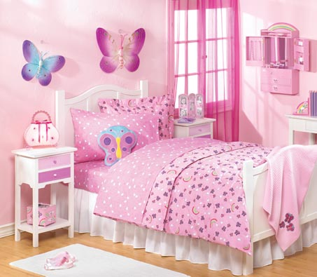 Girls Bedroom Girls Bedroom Ideas:Whirly Gurly