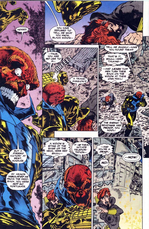 Captain America (1968) Issue #439c #391 - English 20