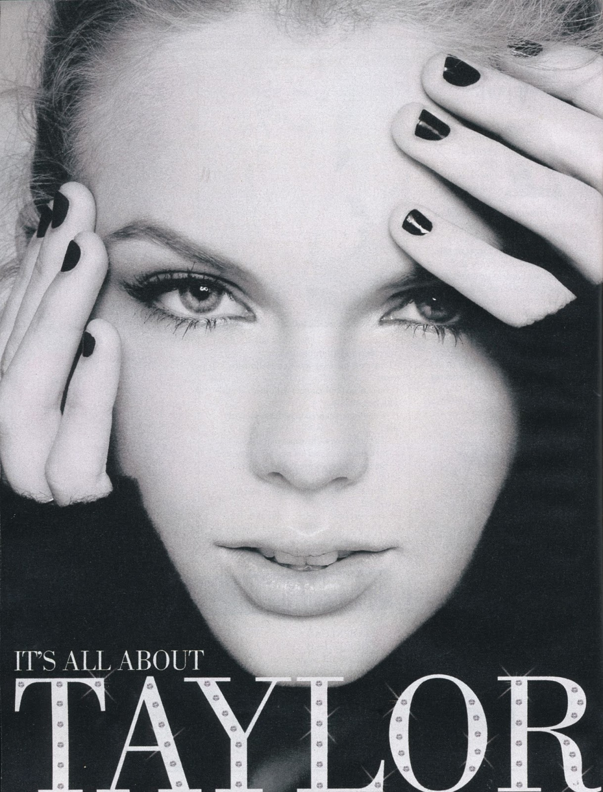 Taylor Swift Magazine Covers