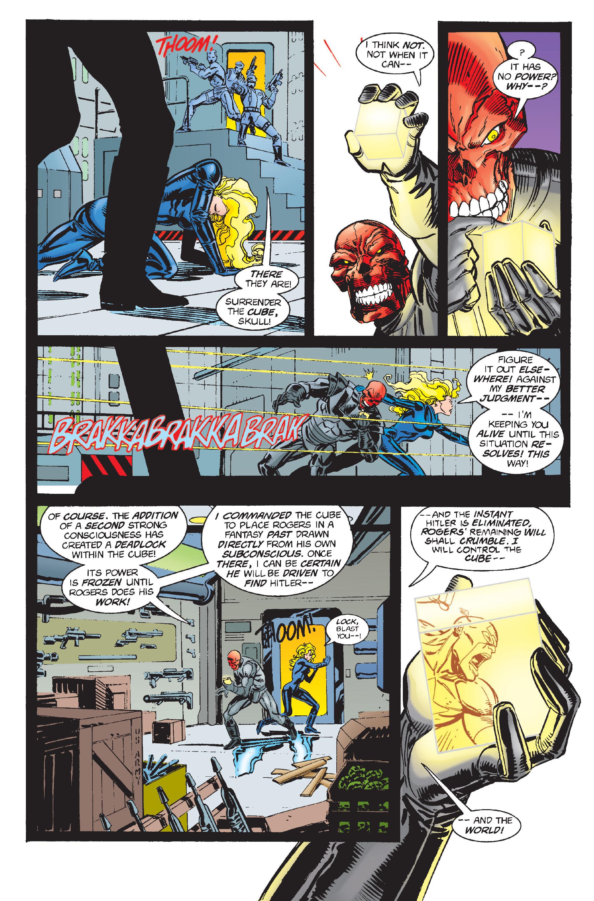 Captain America (1968) Issue #448 #402 - English 7
