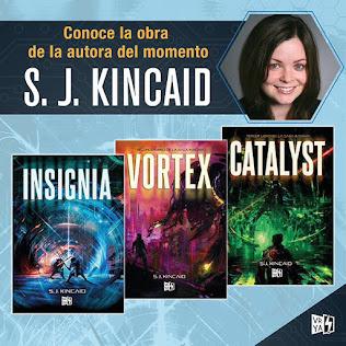 S.J. Kincaid
