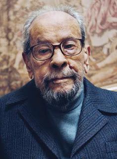 Naguib Mahfuz por Micheline Pelletier