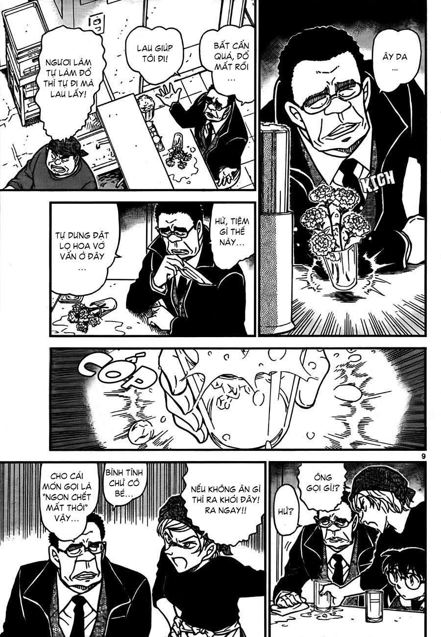 Detective Conan - Thám Tử Lừng Danh Conan chap 765 page 10 - IZTruyenTranh.com