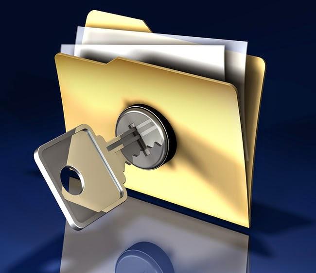 Tips Trik Mengunci Folder atau File Pribadi