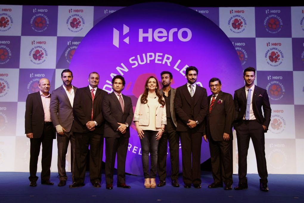 Indian Super League Officially