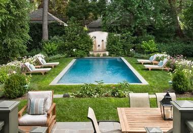 Fotos de piscinas planos de piscina de casa for Planos de piscinas temperadas