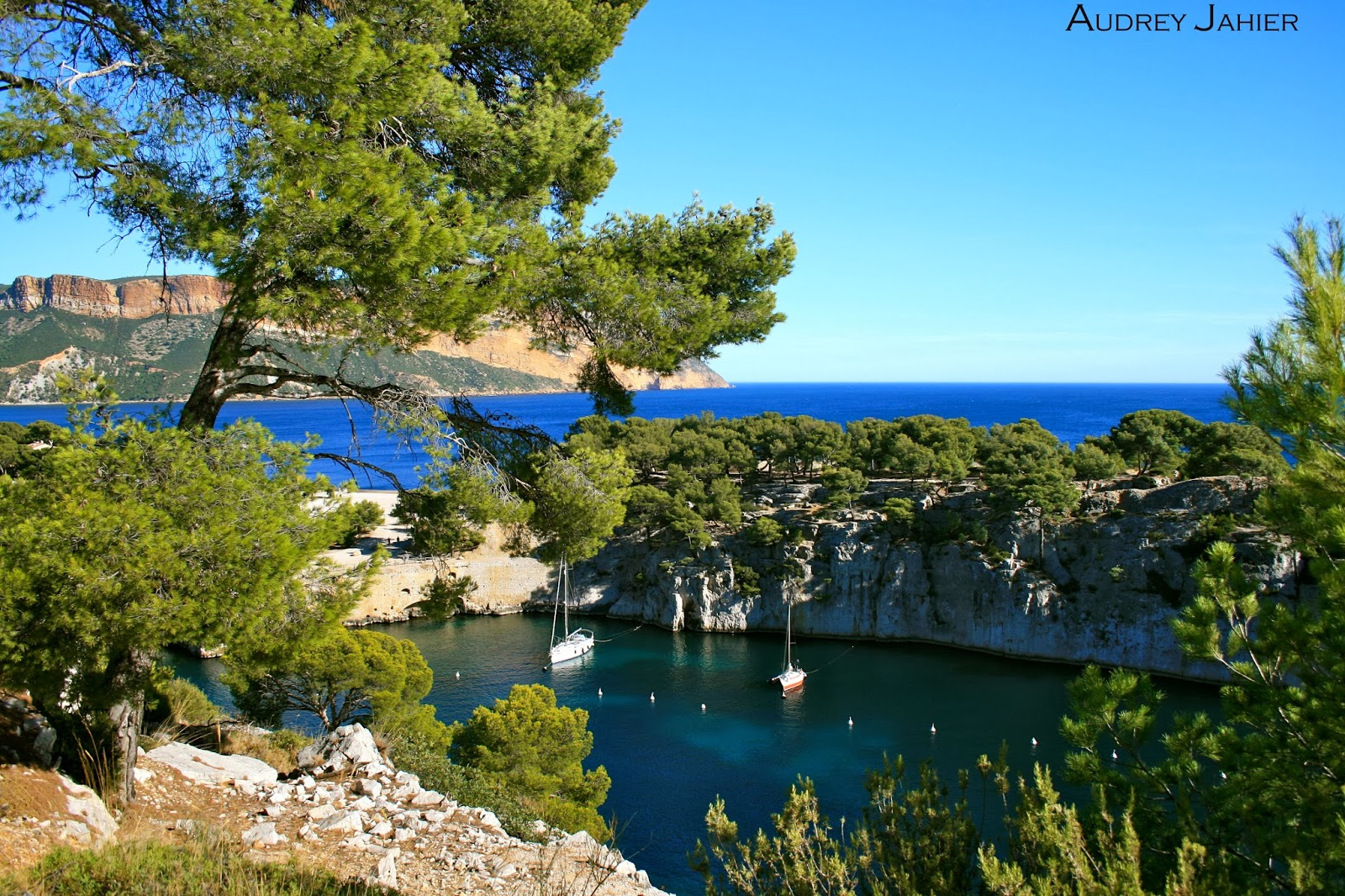 Cassis-calanques-France