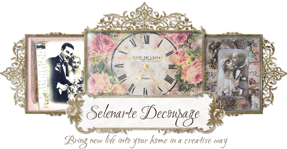 Selenarte - Passion For Decoupage