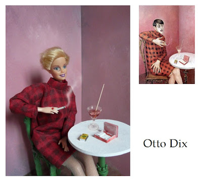 oto dix barbie