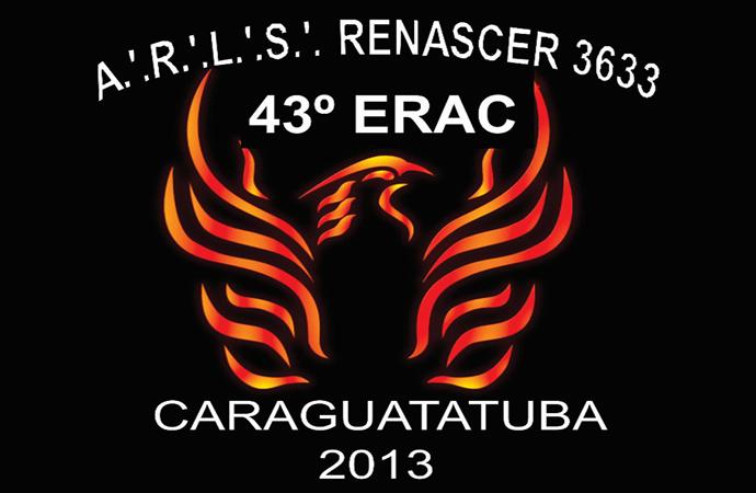43º Erac – Caraguatatuba – 2013