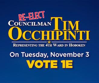 Hoboken's 4th ward council: