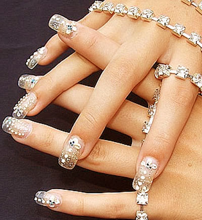 Latest Acrylic Nails Designs Pictures 2012 Nail Designs Fashion