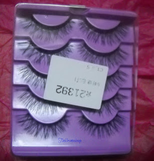 bornprettystore_haul_false_lashes