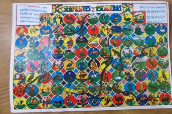 El rinc n de ana cinco juegos de mesa imprescindibles for Escaleras y serpientes imprimir