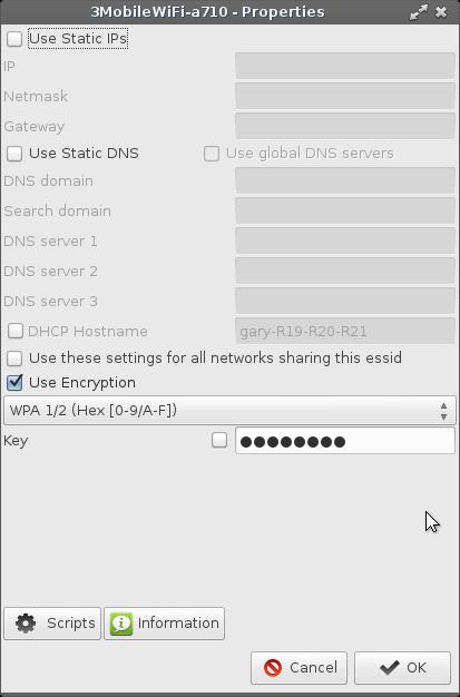 Insert-key-Wicd-Linux-Lite