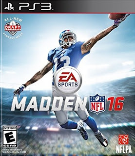 Download Madden NFL 16 Torrent PS3 2016