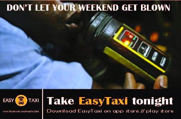 NAIROBI'Z BLOGAZINE: EASY TAXI APP SET TO DIGITALISE NAIROBI TAXI WORLD