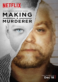 Making a Murderer - Netflix Séries Torrent Download capa