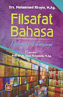 toko buku rahma: buku FILSAFAT BAHASA, pengarang asep muhyiddin, penerbit pustaka setia