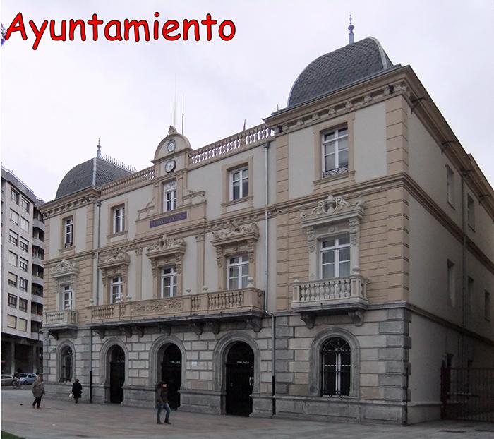Ayuntamiento Santurtzi = Inaccesible