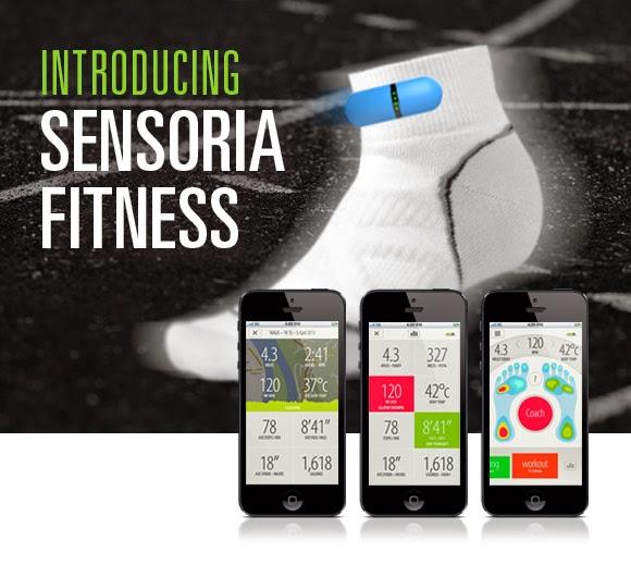Sensoria Fitness Tracker