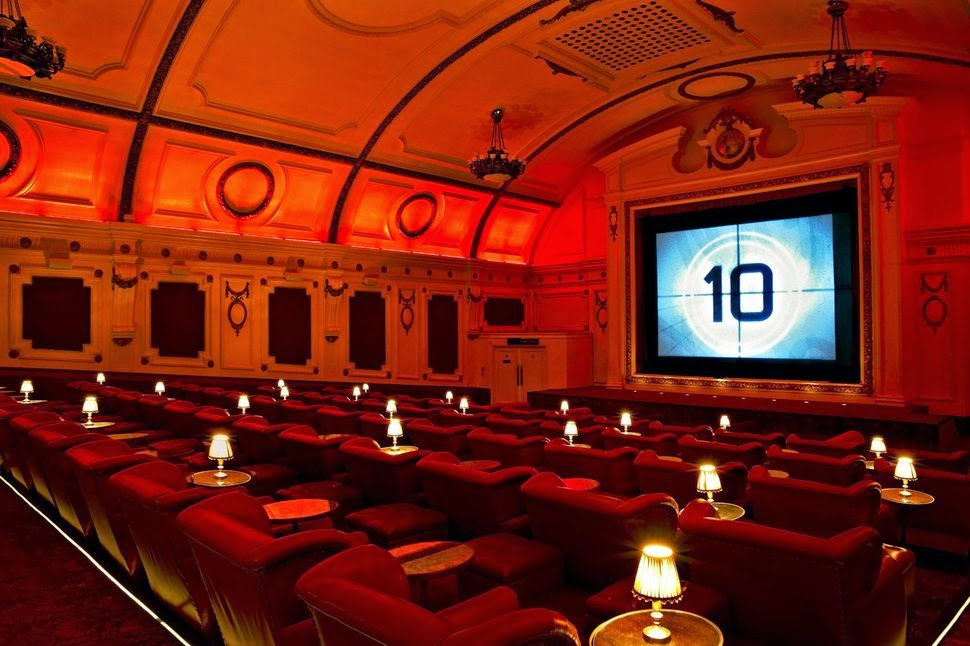 beautiful theaters