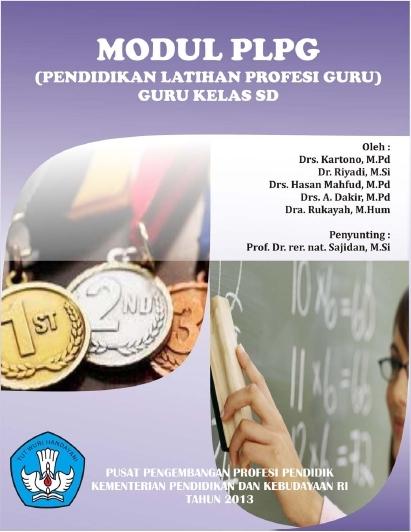 Download Modul PLPG 2013 Untuk Guru Kelas SD