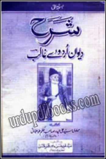 sharah deewan ghalib