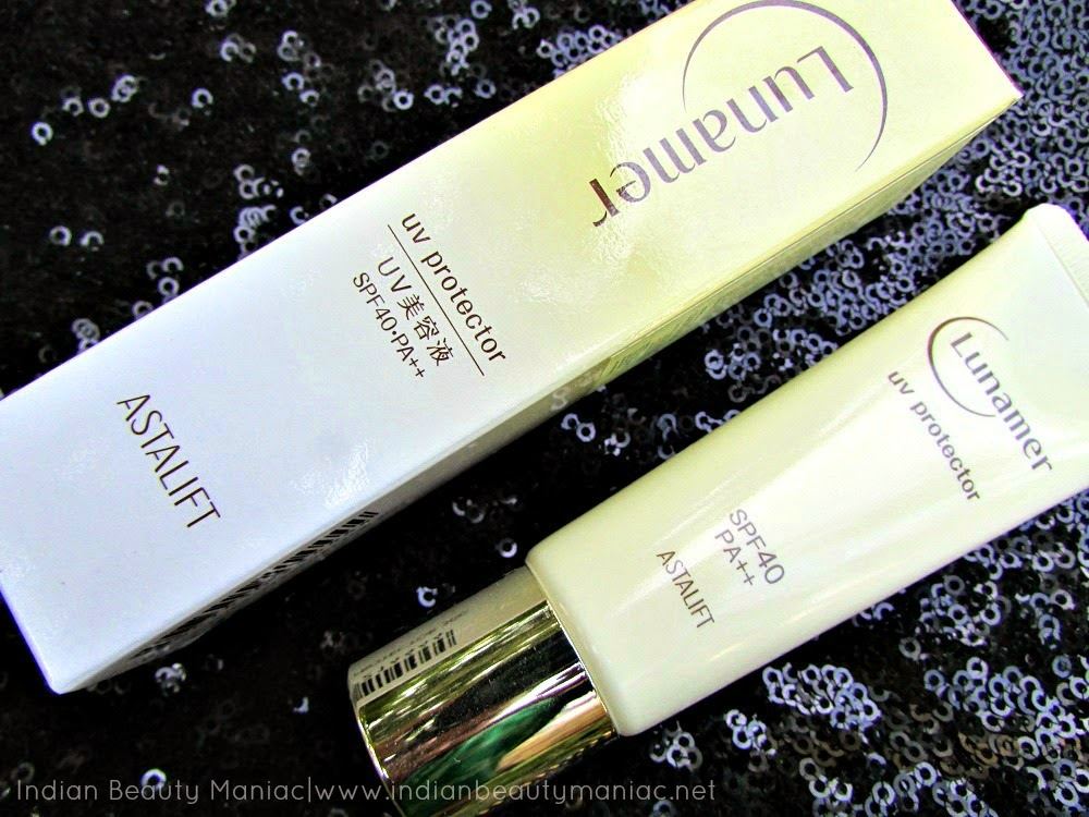 Get your skin summer ready with Luxola.com, Luxola, Online Shopping, Suncreens, Sunscreens for everyday use, waterproof sunscreen, UV protection, Sunscreens in India, Indian Beauty Blogger, Indian Makeup Blogger, everyday sunscreen, SPF 30, SPF, oil-free sunscreens, review, Astalift, UV Protector, Astalift Lunamer,