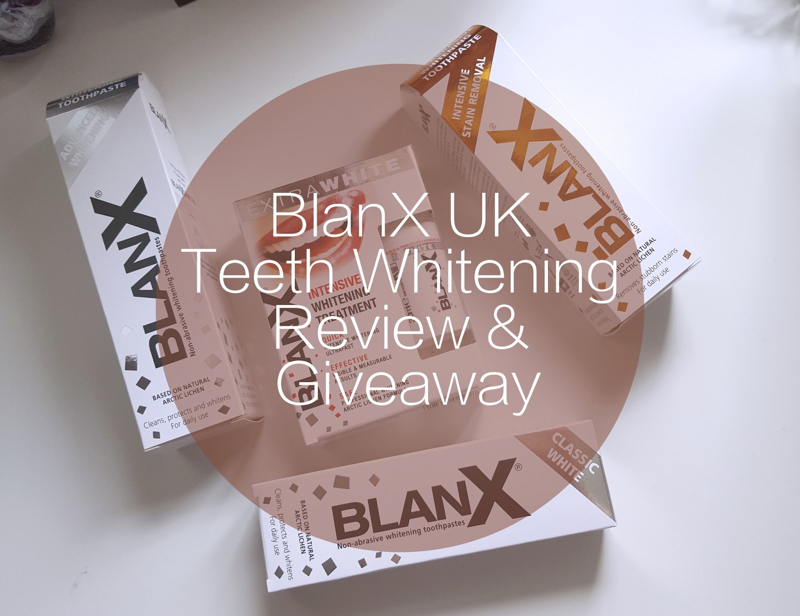 Blanx UK Teeth Whitening Naturally