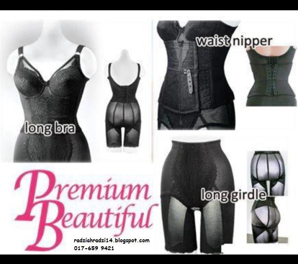 premium beautiful, bengkung moden,bengkung,corset