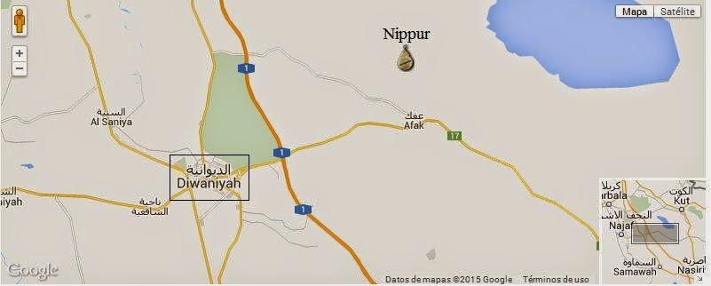 Guardianes de misterios las tablillas de nippur base de for Las tablillas