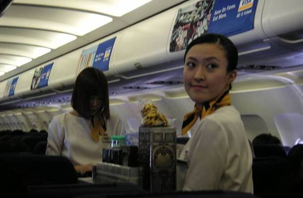 The in-flight service manager is the flight attendant in charge of the cabin. They're responsible for managing flight attendants and ensuring that customers receive a comfortable experience while in the air. They're also responsible for ensuring that the cabin is safe for take off and landing.