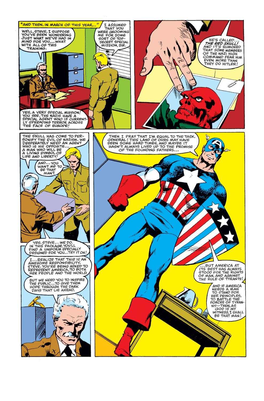 Captain America (1968) Issue #255 #170 - English 10