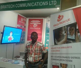 Brixtech Communications Launches Medi Rescue