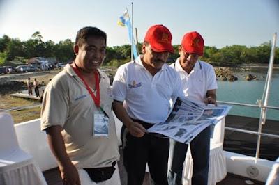 Menjelajahi Selat Sunda Dengan Km. Yudhistira