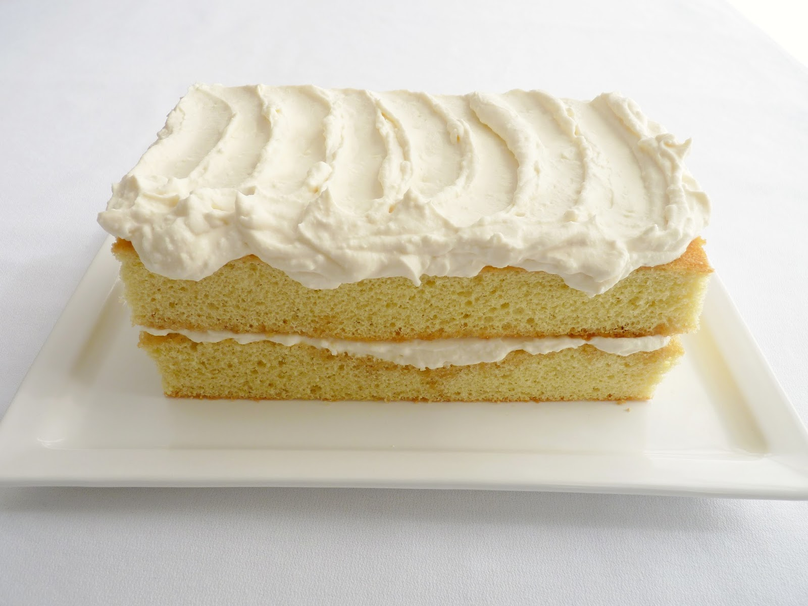 pastry studio: Ricotta Cream Cake